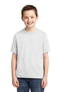 Jerzees - Youth Dri-Power 50/50 Cotton/Poly T-Shirt.-Jerzees