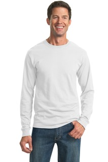 Jerzees - Dri-Power 50/50 Cotton/Poly Long Sleeve T-Shirt.-
