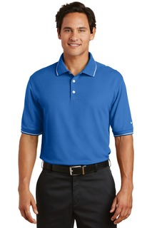 Nike Golf - Dri-FIT Classic Tipped Polo.