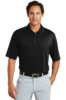 Nike Dri-FIT Cross-Over Texture Polo.-Nike