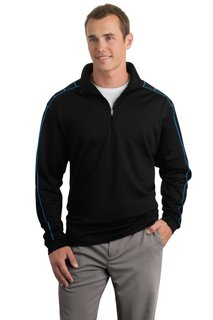 Nike Dri-FIT 1/2-Zip Cover-Up.-