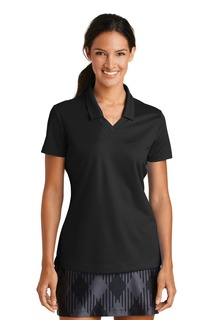 Nike Ladies Dri-FIT Micro Pique Polo.-Nike