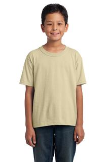 Fruit of the Loom® Youth HD Cotton 100% Cotton T-Shirt.-Fruit of the Loom