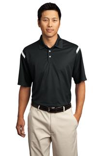 Nike Dri-FIT Shoulder Stripe Polo.-