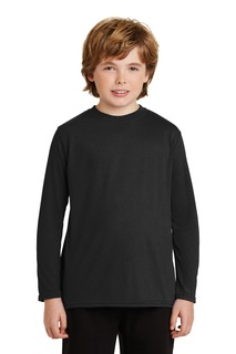 Gildan® Youth Gildan Performance® Long Sleeve T-Shirt.-