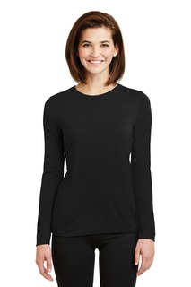 Gildan® Ladies Gildan Performance® Long Sleeve T-Shirt.-