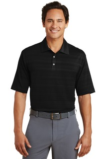 Nike Golf - Elite Series Dri-FIT Heather Fine Line Bonded Polo.
