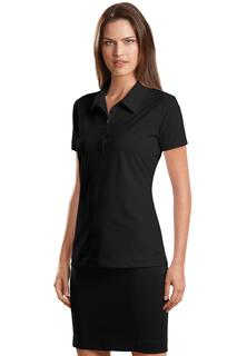 Nike Golf - Elite Series Ladies Dri-FIT Ottoman Bonded Polo.