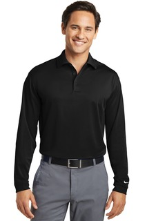 Nike Golf Long Sleeve Dri-FIT Stretch Tech Polo.