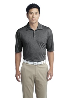 Nike Dri-FIT Heather Polo.
