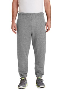 Jerzees® SUPER SWEATS® NuBlend® - Sweatpant with Pockets.-