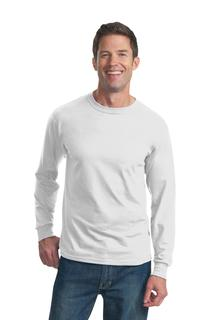 Fruit of the Loom® HD Cotton 100% Cotton Long Sleeve T-Shirt.-Fruit of the Loom