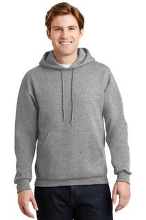 Jerzees® SUPER SWEATS® NuBlend® - Pullover Hooded Sweatshirt.-