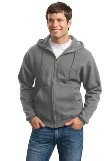 Jerzees Super Sweats NuBlend - Full-Zip Hooded Sweatshirt.-