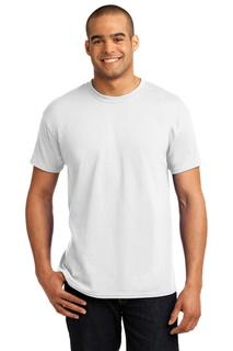 Hanes® - EcoSmart® 50/50 Cotton/Poly T-Shirt.-SM_HA