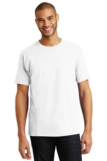 Hanes - Authentic 100% Cotton T-Shirt.-Hanes