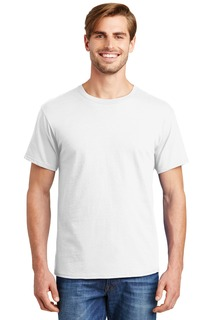 Hanes® - ComfortSoft® 100% Cotton T-Shirt.-SM_HA