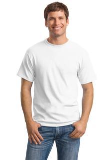 Hanes® - ComfortSoft® 100% Cotton T-Shirt.