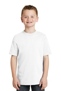 Hanes® - Youth Beefy-T® 100% Cotton T-Shirt.