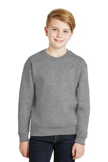 Jerzees® - Youth NuBlend® Crewneck Sweatshirt.-Jerzees