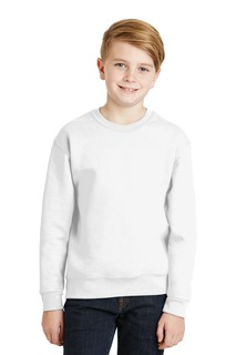 Jerzees® - Youth NuBlend® Crewneck Sweatshirt.