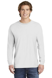 Comfort Colors Hospitality T-Shirts ® Heavyweight Ring Spun Long Sleeve Tee.-Comfort Colors