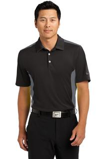 Nike Golf Dri-FIT Engineered Mesh Polo.