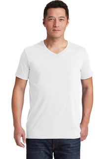 Gildan Softstyle V-Neck T-Shirt.-