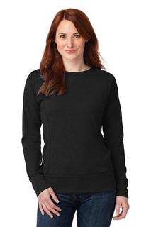 Anvil® Ladies French Terry Crewneck Sweatshirt.