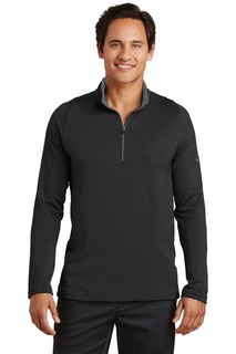 Nike Dri-FIT Stretch 1/2-Zip Cover-Up.-Nike