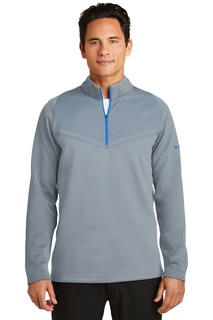 Nike Therma-FIT Hypervis 1/2-Zip Cover-Up.