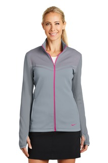 Nike Golf Ladies Therma-FIT Hypervis Full-Zip Jacket.