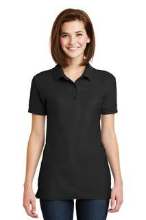 Gildan® Ladies 6.6-Ounce 100% Double Pique Cotton Sport Shirt.-