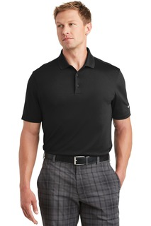 Nike Dri-FIT Classic Fit Players Polo with Flat Knit Collar.-Nike