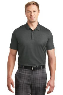Nike Dri-FIT Crosshatch Polo.-