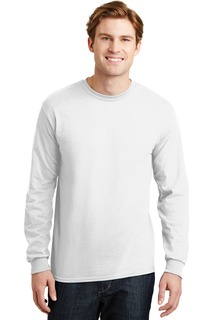 Gildan - DryBlend 50 Cotton/50 Poly Long Sleeve T-Shirt.-Gildan