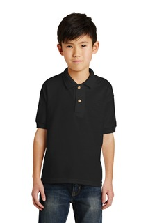 Gildan® Youth DryBlend® 6-Ounce Jersey Knit Sport Shirt.-Gildan