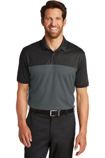 Nike Hospitality Polos & Knits Dri-FIT Colorblock Micro Pique Polo.-Nike