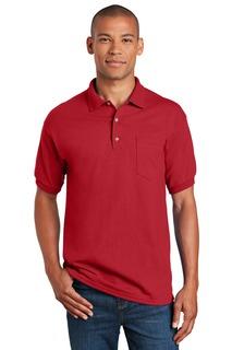 Gildan DryBlend 6-Ounce Jersey Knit Sport Shirt with Pocket.-