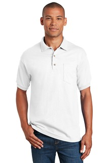 Gildan DryBlend 6-Ounce Jersey Knit Sport Shirt with Pocket.-