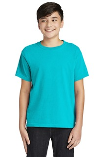 COMFORT COLORS ® Youth Midweight Ring Spun Tee.-Comfort Colors