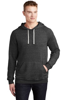 Jerzees ® Snow Heather French Terry Raglan Hoodie-Jerzees