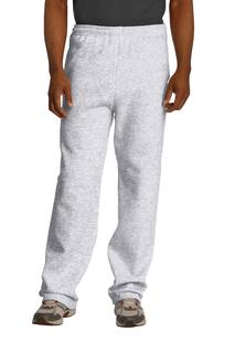 Jerzees® NuBlend® Open Bottom Pant with Pockets.-