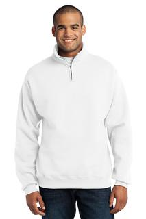 Jerzees® - NuBlend® 1/4-Zip Cadet Collar Sweatshirt.-