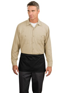 Port Authority® Waist Apron with Pockets.-