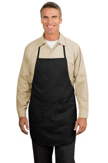 Port Authority Hospitality Accessories & Workwear ® Full-Length Apron.-Port Authority