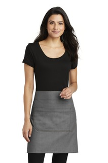 Port Authority Market Half Bistro Apron.-Port Authority