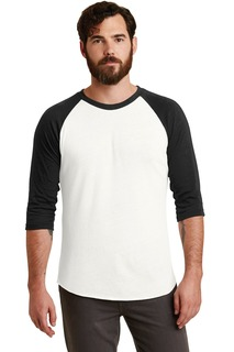 Alternative Eco-Jersey Baseball T-Shirt.