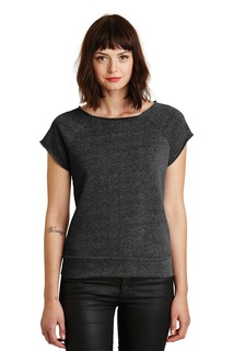 Alternative® Rehearsal Short Sleeve Pullover Sweatshirt.