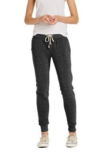 Alternative Womens Jogger Eco-Fleece Pant.-Alternative Apparel